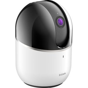 D-Link Mydlink HD Pan & Tilt Wi-Fi Camera, 360° View, Auto Motion Tracking - DCS-8515LH