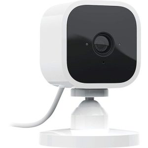 Amazon Blink Mini Wi-Fi Indoor 1080p HD Camera - 110 degrees field of view, 30 FPS - KDL-53-023442