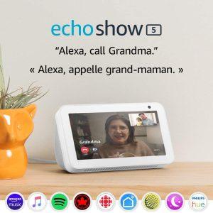 Amazon Echo Show 5 Smart Display with Alexa - 53-018750