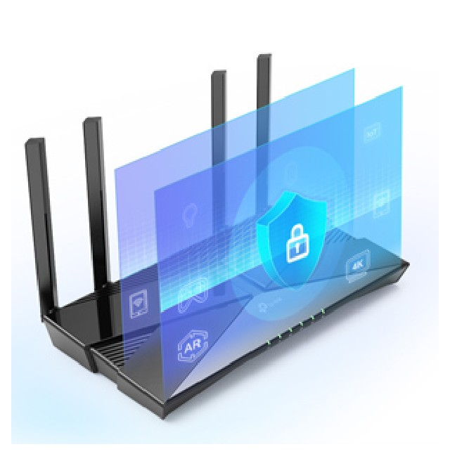 TP-Link Smart Wi-Fi 6 Router
