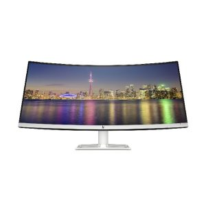 HP 34-inch Curved Display