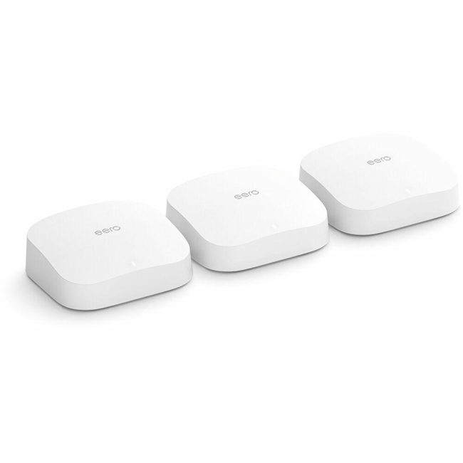 eero 6 router, router