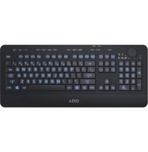 Azio KB510W Wireless Keyboard