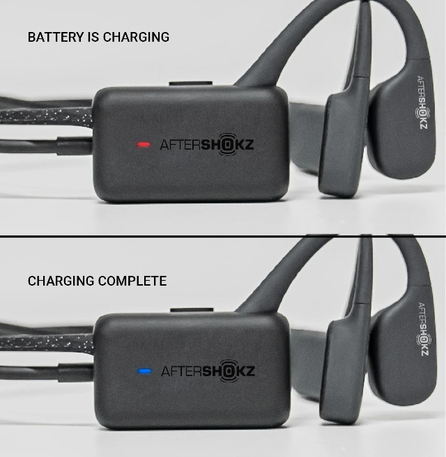 Aftershokz Charging Cable