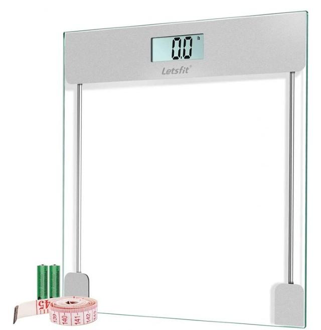 Letsfit Digital Bathroom Scale