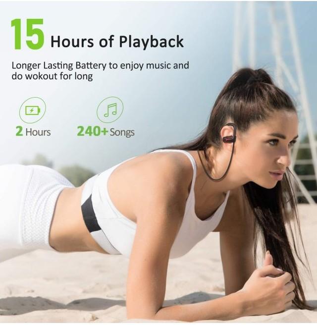 Letsfit U8L Bluetooth Headphones