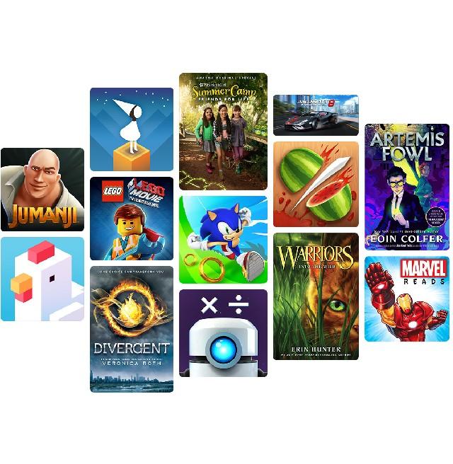 Amazon Fire HD 10 Kids Pro tabl