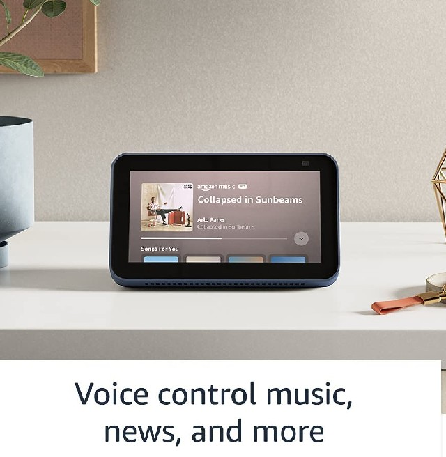 Amazon-new Echo Show 5 (2nd Gen)