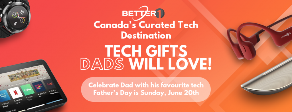 tech gifts for dad 2021