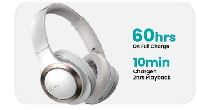 Cleer Enduro Noise Cancelling Headphones