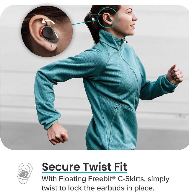Cleer Goal True Wireless Sport Headphones