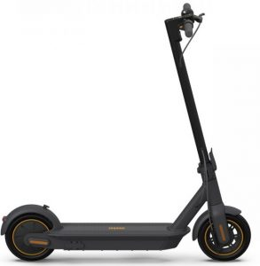 Segway Ninebot MAX G30P - Folding Electric Scooter 40 Miles Range, Fast Charging Battery With the LED display, Bluetooth capabilities cruise control - G30P