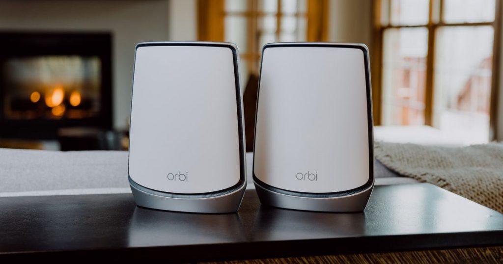 orbi 12 stream tri band