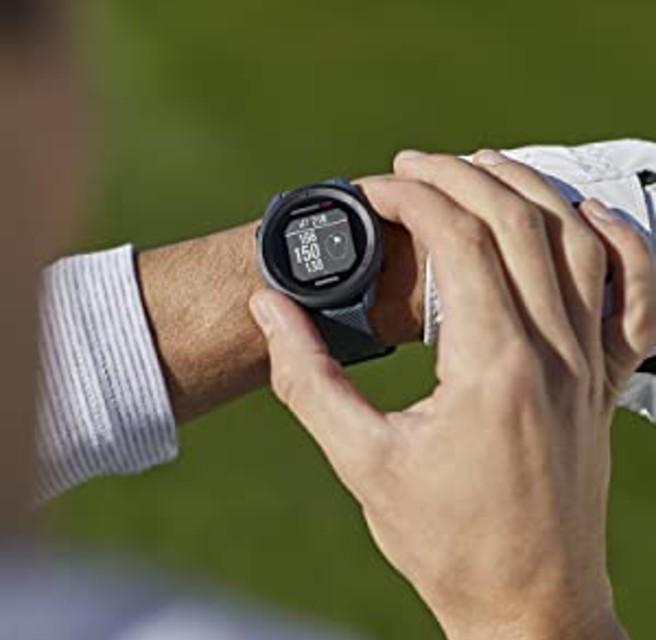 Garmin S12 GPS Smartwatch