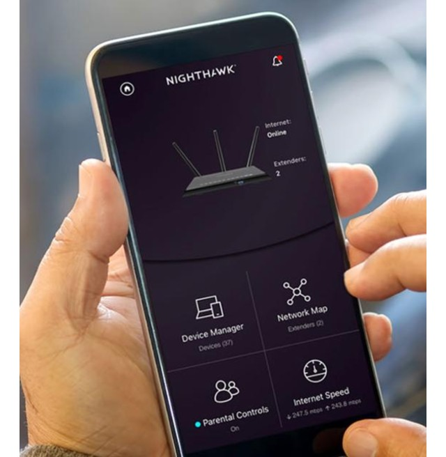 Nighthawk R7200 Wi-Fi Router