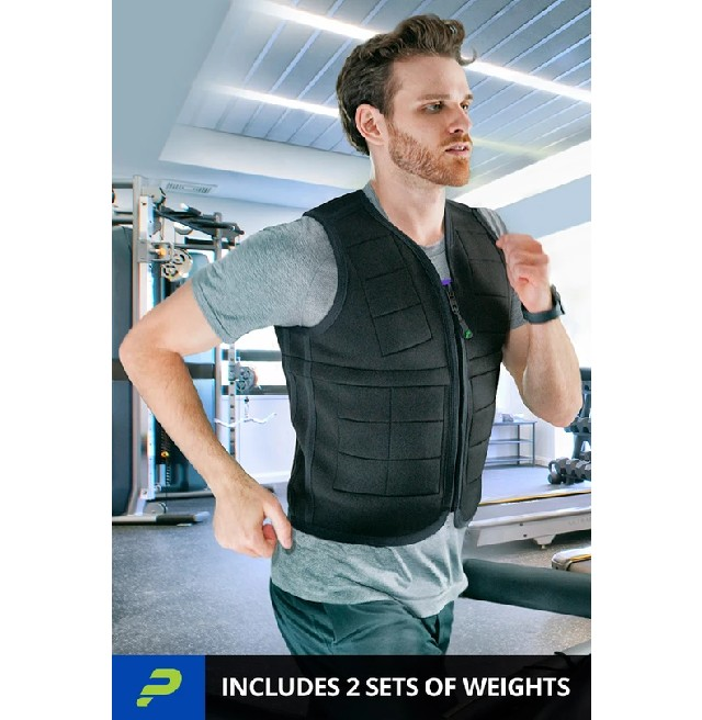 Power Weighted Vest XS
