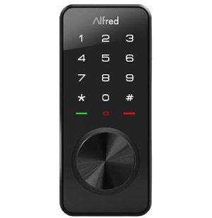 Alfred Lock Smart Deadbolt Key